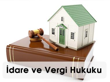 İdare ve Vergi Hukuku